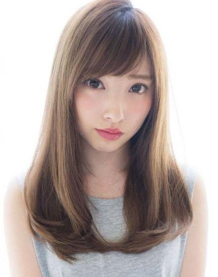 Most Popular Japanese Long Haircuts Intended For Japanese Long Haircut – Haircuts Models Ideas (View 10 of 15)