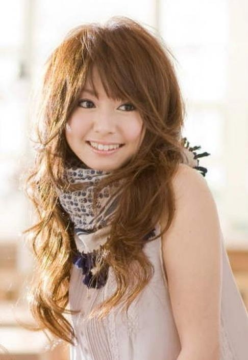 Most Popular Japanese Long Haircuts With Regard To Japanese Long Hairstyle – Hairstyles Weekly (View 2 of 15)