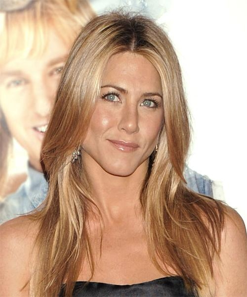 Most Popular Jennifer Aniston Long Haircuts With Regard To Jennifer Aniston Hairstyles For 2017 | Celebrity Hairstyles (View 12 of 15)