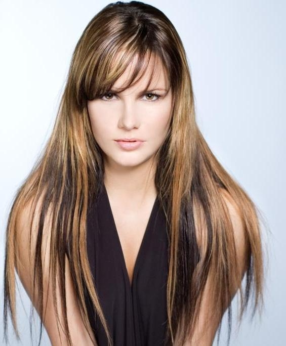 Most Popular Long Hairstyles With Highlights Within Long Hair With Highlights – Hairstyle Foк Women & Man (View 5 of 15)