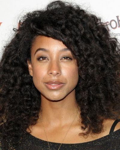Featured Photo of Natural Long Hairstyles For Black Women