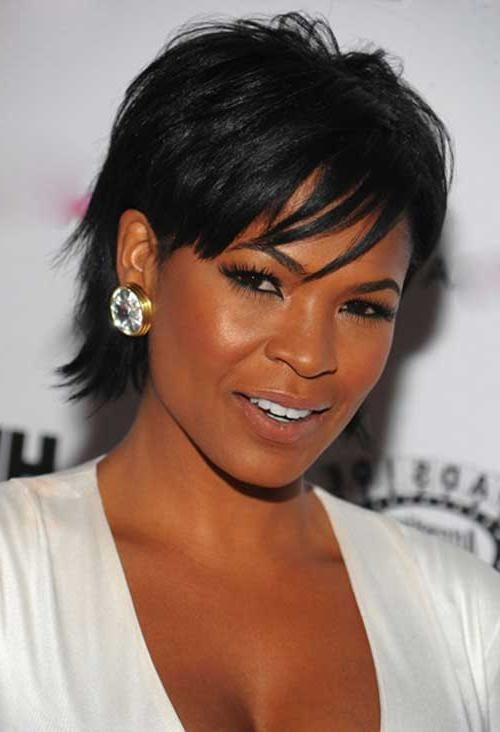 Featured Photo of Nia Long Hairstyles