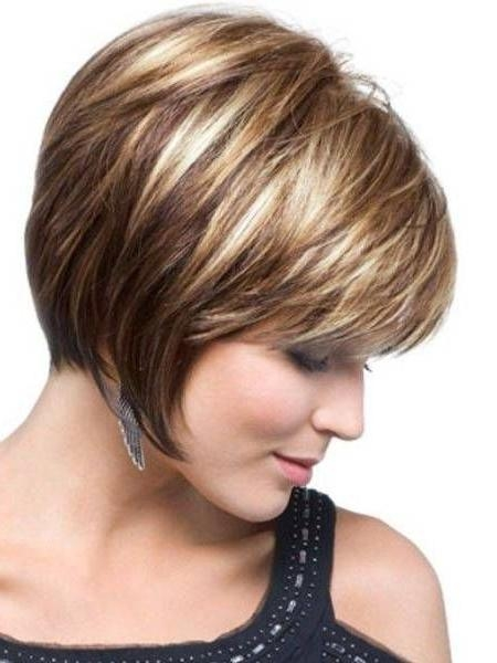 Most Popular Short Inverted Bob Hairstyles For Fine Hair With Regard To 39 Best Hair Images On Pinterest (View 8 of 15)