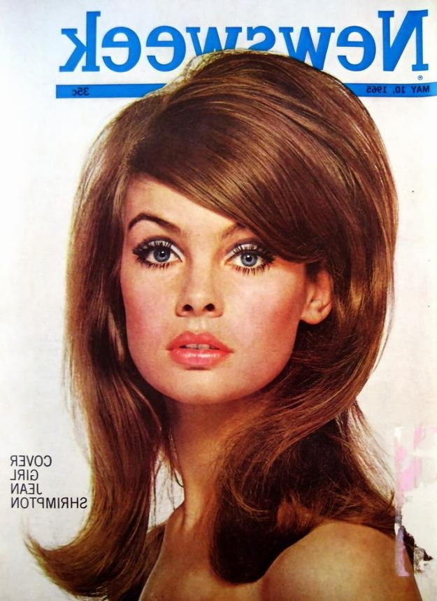 Most Popular Sixties Long Hairstyles Inside 60s Hair Style – 100 Images – Best 25 60s Hairstyles Ideas On S (View 12 of 15)