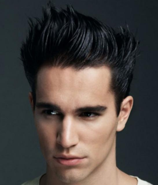 Most Popular Spiky Long Hairstyles With Spiky Hairstyles For Men Black+men+spiky+hairstyle+with+long+spiky (View 12 of 15)