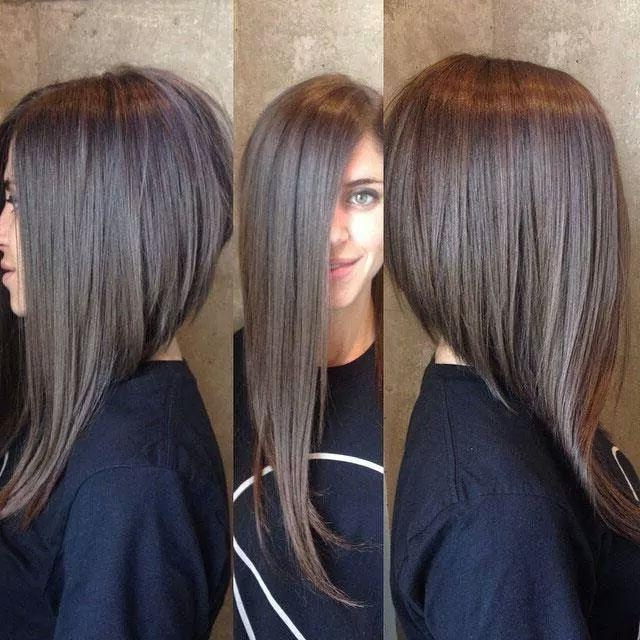 Most Recent Asymmetrical Long Haircuts For Long Asymmetrical Haircut – Google Search | Cabelinho • Cortes (View 11 of 15)