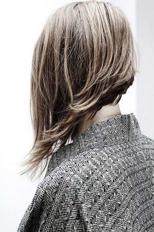 Most Recent Asymmetrical Long Haircuts With Asymmetrical Haircuts Back View (View 12 of 15)