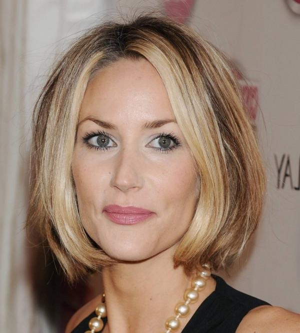 Most Recent Celebrity Bob Haircuts In Celebrity Bobs – Hairstyle Foк Women & Man (View 10 of 15)
