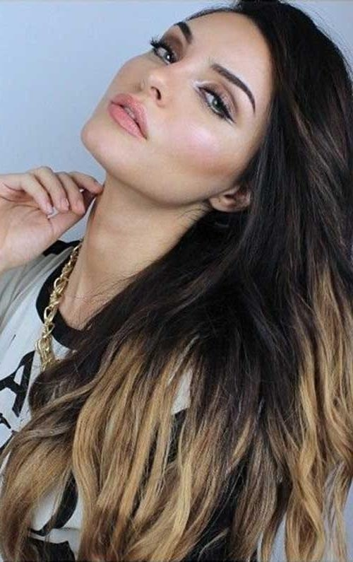 Most Recent Dark Long Hairstyles With 27 Hairstyles For Long Dark Hair | Long Hairstyles 2016 – (View 15 of 15)