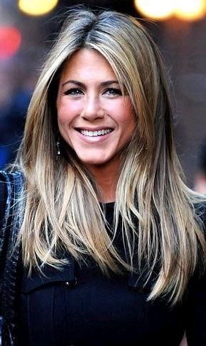 Most Recent Jennifer Aniston Long Haircuts With Regard To Best 25+ Jennifer Aniston Hair Ideas On Pinterest | Jennifer (View 15 of 15)