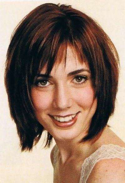 best haircuts for thin hair oval 15 ideas of hairstyles for oval faces and hair 4933