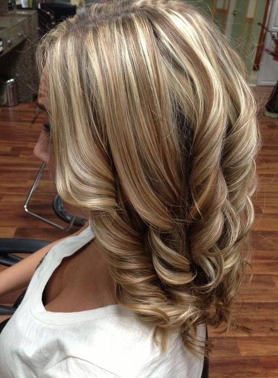 Most Recent Long Hairstyles With Highlights And Lowlights With Best 25+ Hair Highlights And Lowlights Ideas On Pinterest (View 10 of 15)