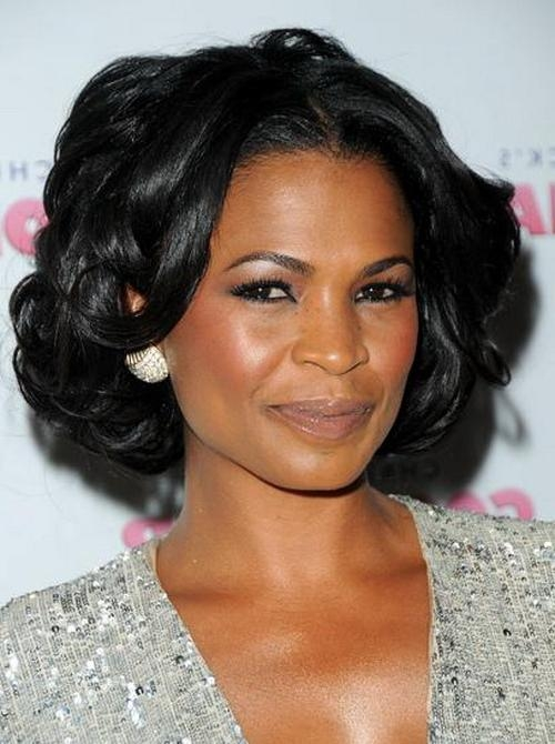 Most Recent Nia Long Hairstyles For Nia Long Hairstyles – Model This Gorgeous Actress! – Best Popular (View 12 of 15)
