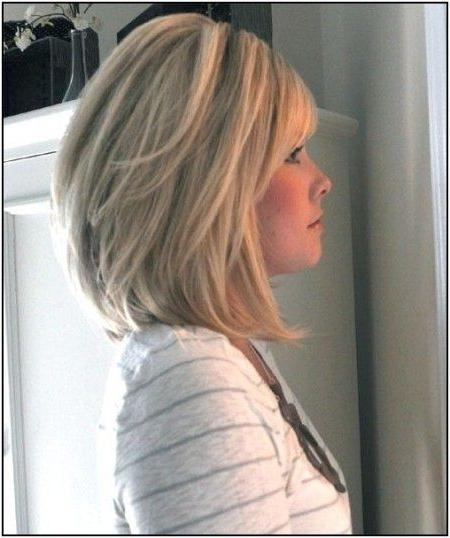 Most Recent Stacked Long Haircuts Within Best 25+ Long Stacked Haircuts Ideas On Pinterest | Stacked Bob (View 11 of 15)