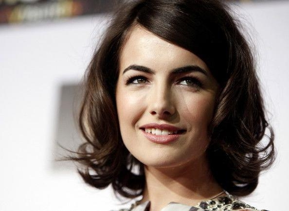Most Recently Released Camilla Belle Shoulder Length Bob Hairstyles With 37 Best Camillia Belle Images On Pinterest (View 10 of 15)
