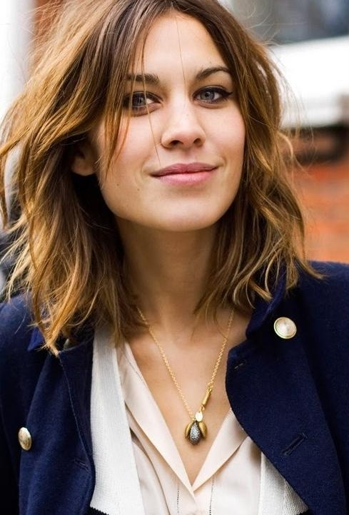 Most Recently Released Curly Long Bob Hairstyles With Regard To Bob Hairstyle Ideas 2018: The 30 Hottest Bobs For Women (View 13 of 15)
