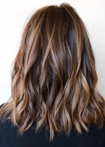 Most Recently Released Cute Medium Long Hairstyles Inside Best 25+ Cute Medium Haircuts Ideas On Pinterest | Cute Hair Cuts (View 11 of 15)