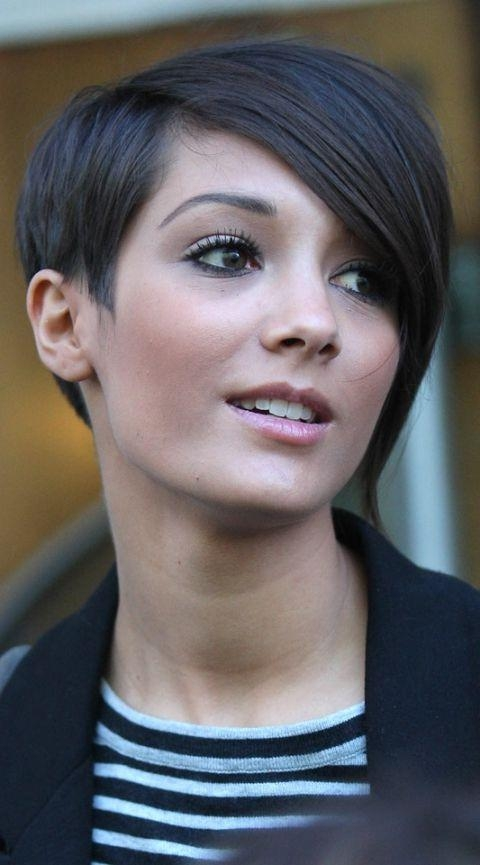 Most Recently Released Frankie Sandford Cute Feather Pixie Bob Hairstyles Regarding 604 Best Frankie Sandford Images On Pinterest (View 14 of 15)