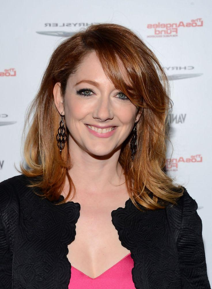 Most Recently Released Judy Greer Shoulder Length Bob Hairstyles Throughout 210 Best Judy Greer Images On Pinterest (View 3 of 15)