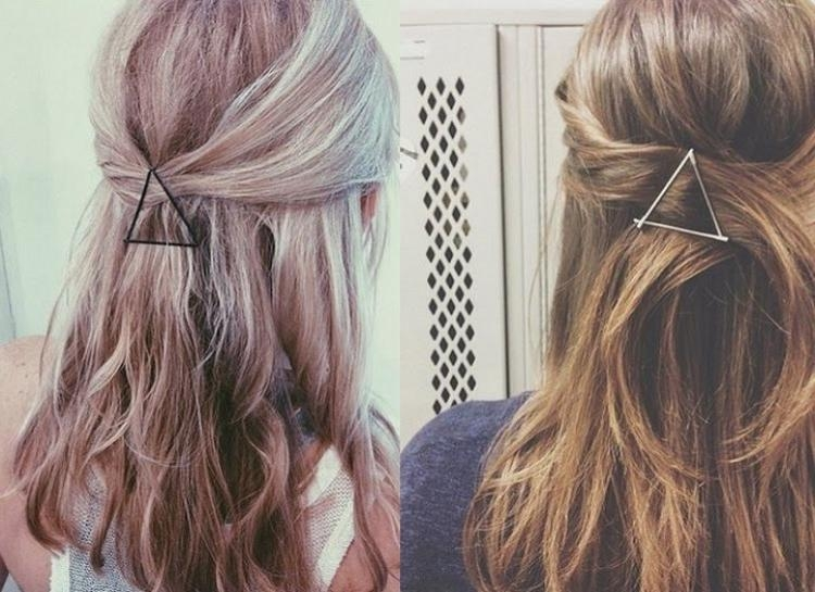 Most Recently Released Long Hairstyles With Bobby Pins With 18 Ways To Hack Your Hairstyle With Bobby Pins (View 13 of 15)