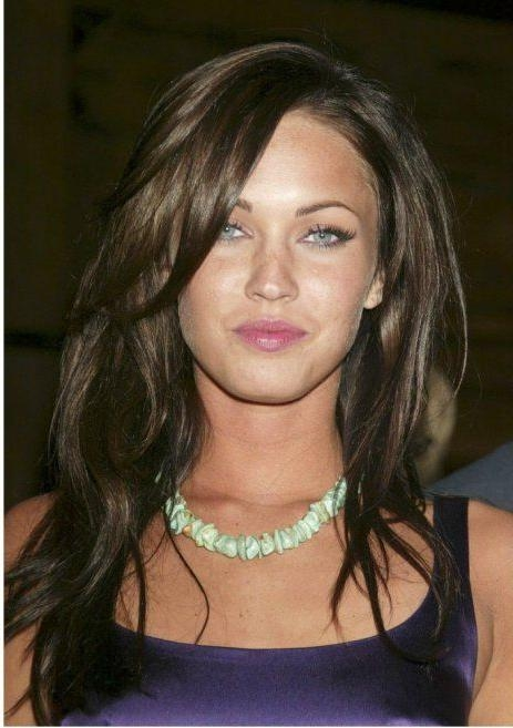 Most Recently Released Long Hairstyles Without Bangs Throughout 11 Best Haircut Options Images On Pinterest (View 3 of 15)