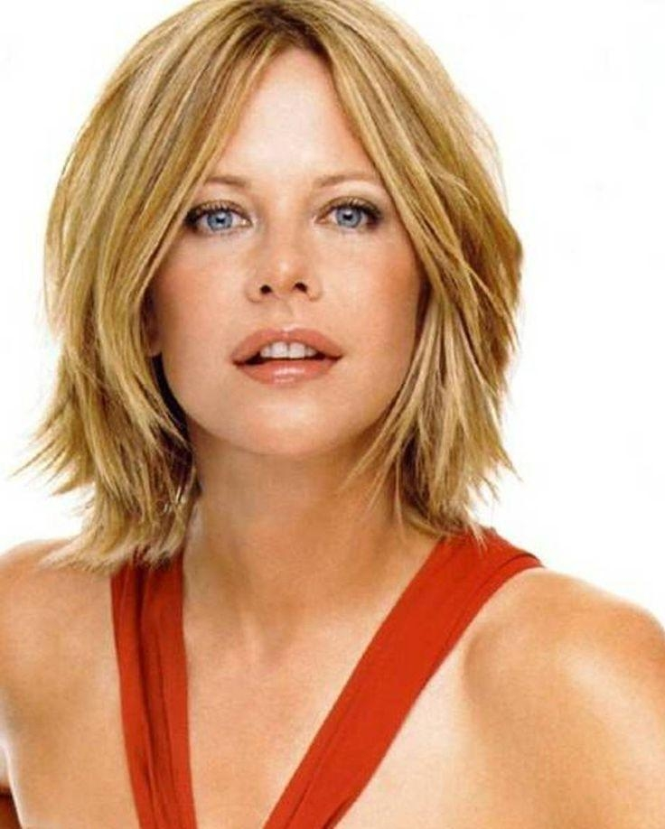 Most Recently Released Meg Ryan Long Hairstyles With 181 Best 08Celebrity Meg Ryan梅格·萊恩 Images On Pinterest | Ryan (View 10 of 15)