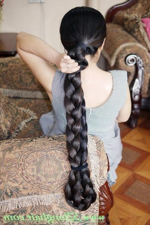 Most Up To Date Chinese Long Haircuts Throughout 972 Best Chinese Long Hair Images On Pinterest | Longer Hair (View 9 of 15)
