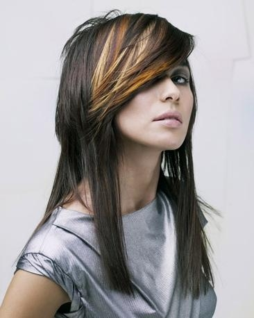 Most Up To Date Edgy Long Hairstyles For Long Edgy Haircuts – Haircuts Models Ideas (View 15 of 15)