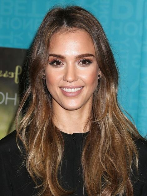 Featured Photo of Jessica Alba Long Hairstyles