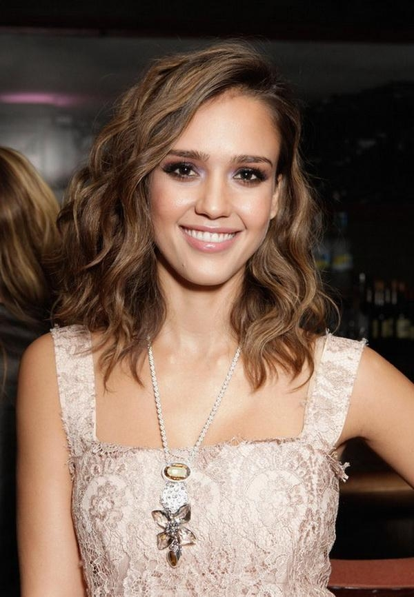 Most Up To Date Jessica Alba Long Hairstyles Throughout Jessica Alba Hairstyles – Celebrity Latest Hairstyles  (View 12 of 15)