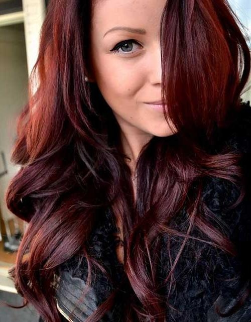 Most Up To Date Long Hairstyles For Women Over 30 Throughout 30 Long Hairstyles For Women Over 40 | Long Hairstyles 2016 –  (View 13 of 15)