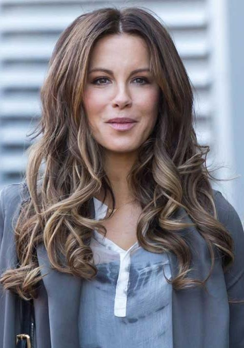 Most Up To Date Long Hairstyles For Women Over 30 With Regard