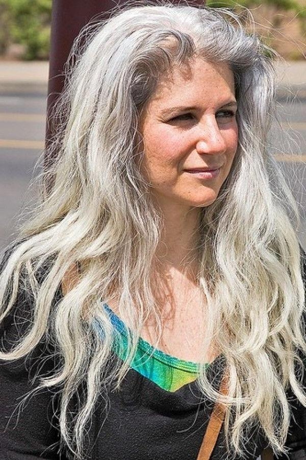 Most Up To Date Long Hairstyles On Older Women Pertaining To Más De 25 Ideas Increíbles Sobre Long Hair For Older Women En (View 8 of 15)