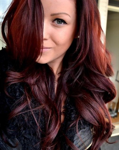 Most Up To Date Long Hairstyles With Highlights And Lowlights Inside Ideas Of Best Fashion Long Hairstyles With Highlights And (View 11 of 15)