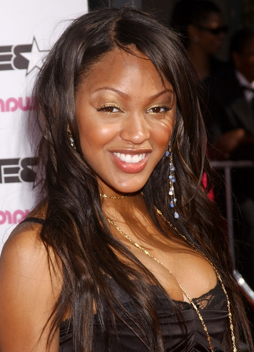 Most Up To Date Meagan Good Long Hairstyles Within Meagan Good Hairstyles: Which One Do You Like Best? (View 14 of 15)