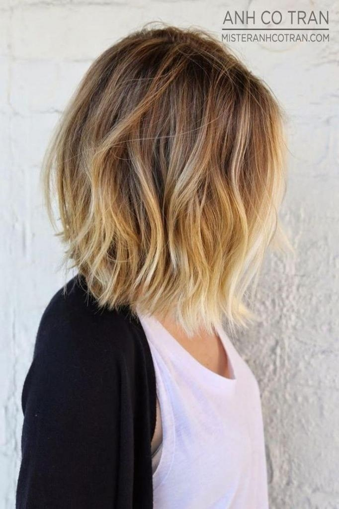 Most Up To Date Medium Bob Hairstyles For Thick Hair Pertaining To Best 25+ Bobs For Thick Hair Ideas On Pinterest (View 15 of 15)