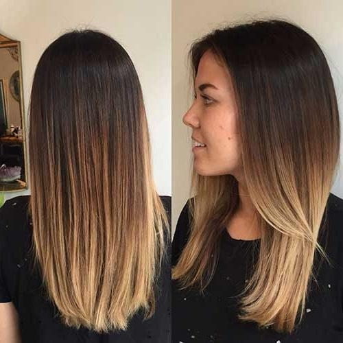 Most Up To Date Medium Long Haircuts Regarding Trendy Medium Long Hair Cuts | Long Hairstyles 2017 & Long (View 10 of 15)