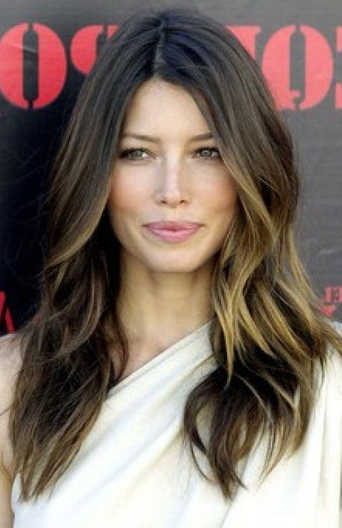 Newest Brunette Long Haircuts Intended For 15 Brunette Hairstyles For You To Try – Pretty Designs (View 10 of 15)