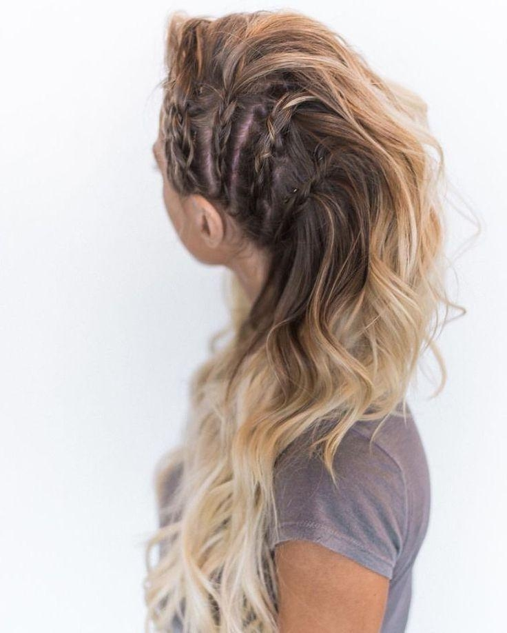 Newest Edgy Long Haircuts Inside Best 25+ Edgy Long Hairstyles Ideas On Pinterest | Pixie Cut Round (View 13 of 15)