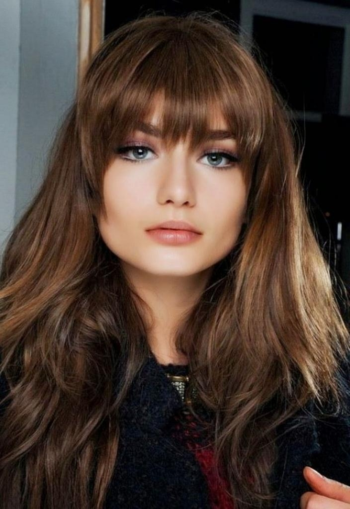 Newest Edgy Long Haircuts With Bangs For Edgy Long Haircuts With Bangs New Long Haircuts For Women New (View 13 of 15)