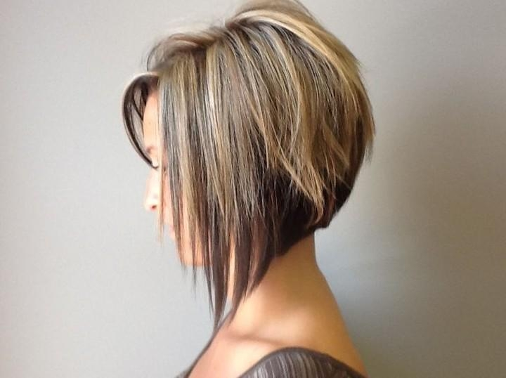 Newest Graduated Long Haircuts In Side View Graduated Bob Haircut Cute Short | Medium Hair Styles (View 15 of 15)