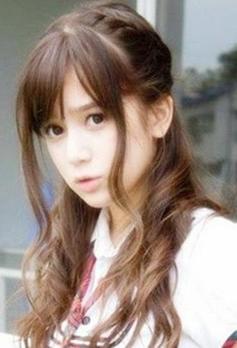 Newest Japanese Long Haircuts Throughout Japanese Women's Hair Style – Hairstyles For Women (View 13 of 15)
