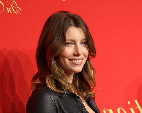 Newest Jessica Biel Shoulder Length Bob Hairstyles Pertaining To 22 Jessica Biel Hairstyles – Pretty Designs (View 12 of 15)