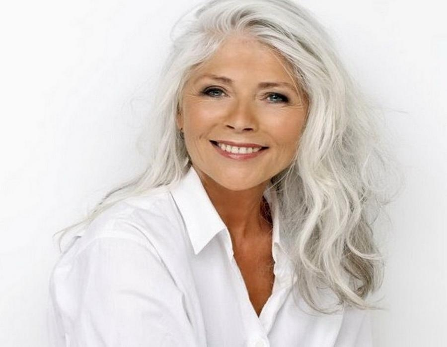 Newest Long Hairstyles Older Women For Best Long Hairstyles For Older Women | Medium Hair Styles Ideas (View 11 of 15)