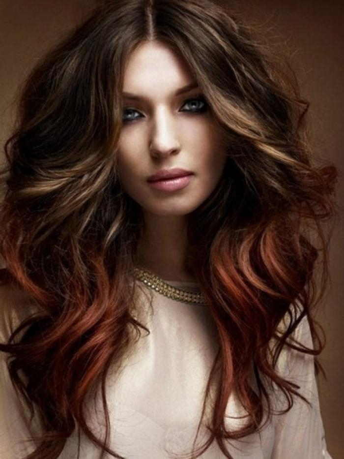 Newest Modern Long Hairstyles Intended For Long Haircuts  (View 12 of 15)