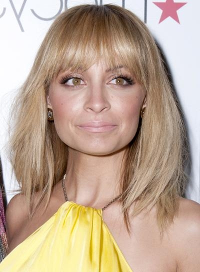 Newest Nicole Richie Shoulder Length Bob Hairstyles Pertaining To Nicole Richie – Beauty Riot (View 8 of 15)