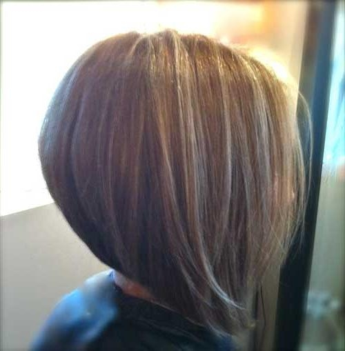 Newest Stacked Bob Haircuts For 35 Short Stacked Bob Hairstyles (View 12 of 15)
