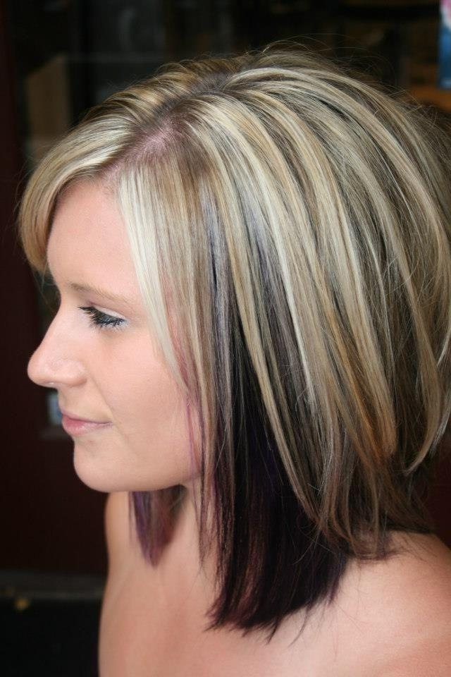 Newest Two Tone Long Hairstyles Throughout 10 Two Tone Hairstyles You Must Love – Pretty Designs (View 14 of 15)