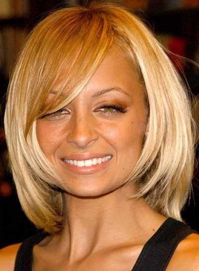 Nicole Richie – Beauty Riot Regarding 2017 Nicole Richie Shoulder Length Bob Hairstyles (View 10 of 15)