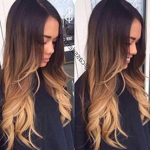 Ombre Hairstyles Long Hairstyles Haircuts Ombre Hairstyles For With Ombre Long Hairstyles (View 12 of 15)